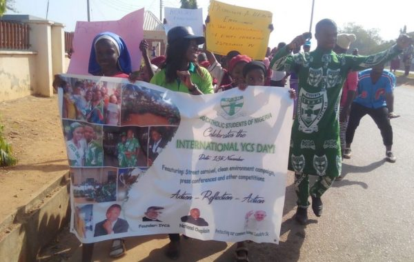 YCS Nigeria celebrates international IYCS day