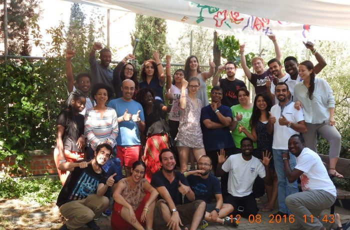 IYCS Global Campaign Training/International Committee Meeting, Madrid August 2016