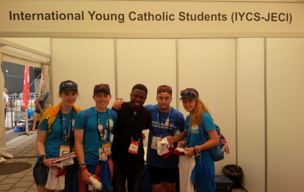 IYCS Participate at 2016 World Youth Day in Krakow, Poland