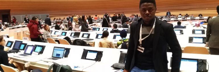 IYCS SG Intervention at UN HR Forum Geneva 21-22 November 2016